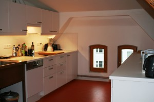 Berlin Zen Center: new kitchen