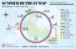 Summer Retreat Program 2018