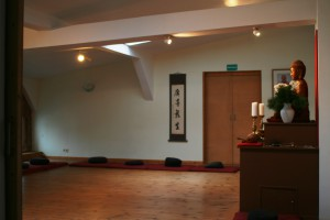 Berlin Zen Center Dharma room