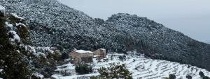 winter retreat zen